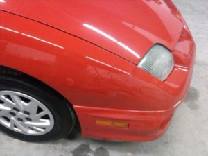collision repair after
