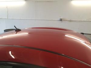 auto hail repair after