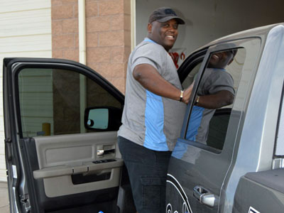 Need Auto Hail Repair Owner - Jerry Hurd