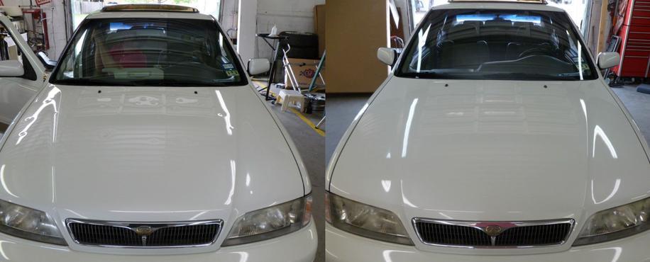 Paintless Auto Hail Repair Denver